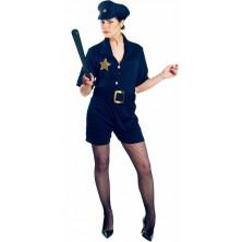 levný kostým policistka