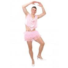 recesistický kostým tanečnice
