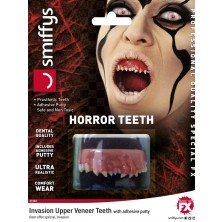 Zranění Hororové zuby