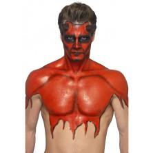 Tekutý latex červený