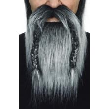 Plnovous viking černošedý