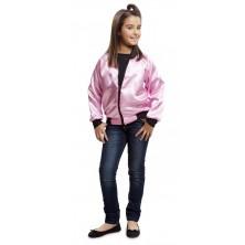 Dětský kostým Pink bundička