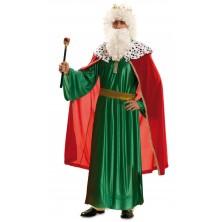 Kostým Tři králové zelený