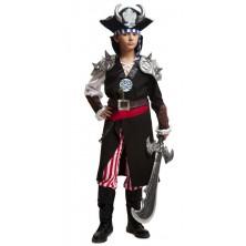 Kostým pirát Jack Devil