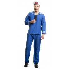 Kostým Námořník modrý