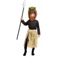 Dětský kostým Zulu