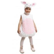 Dětský kostým Bílý králíček