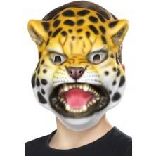 Maska Leopard pro děti