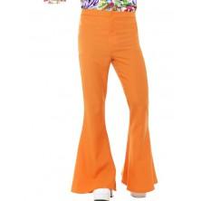 Kalhoty Hippie oranžové