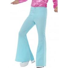 Kalhoty Hippie modré