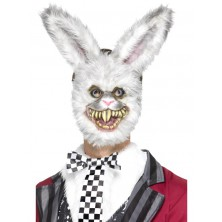 Maska Bílý králíček