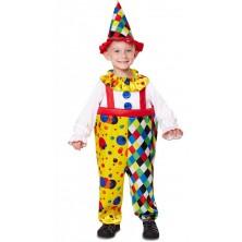 Veselý kostým klaun pro děti