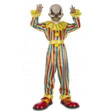 Dětský kostým Klaun včetně masky