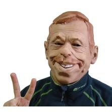 Maska Václav Havel