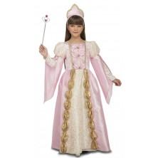 Dětský kostým Růžová princezna