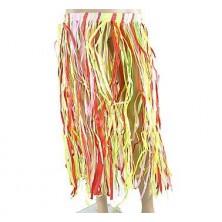 barevná havajská sukně 70cm