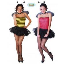 kostým sexy včela/ beruška 2 v 1