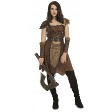 Kostým Vikingská dívka