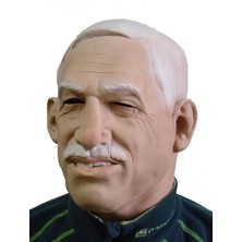 Maska Václav Klaus