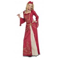 Kostým Princezna červená