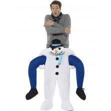 Kostým Sněhulák únosce