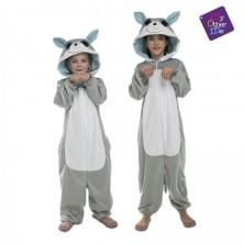 Dětský kostým Okatý vlk