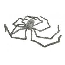 Chlupatý pavouk 230 cm svítící oči