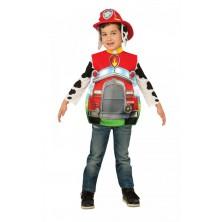Dětský kostým Marshall Tlapková patrola II