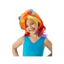 Dětská paruka Rainbow Dash
