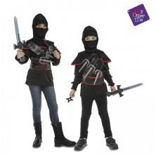 Dětský kostým Ninja bojovník