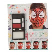 Make up Sada Spiderman