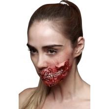 Zranění Zombie pusa