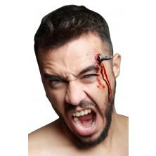 Zranění Hřebík v hlavě