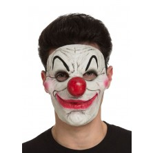 Maska obličejová Klaun