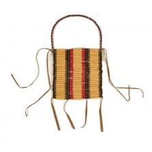 Indiánský náprsník přírodní