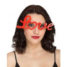 Brýle Love červené