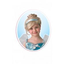 Dětská blond paruka Popelka