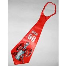 Kravata Mám 50