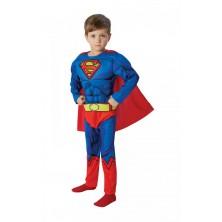Dětský kostým Superman deluxe