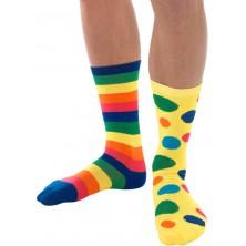 Ponožky Klaun
