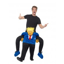 Kostým Donald únosce