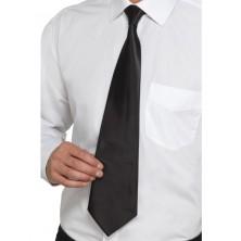 Kravata černá pro dospělé