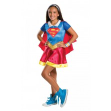 Dětský kostým Supergirl I