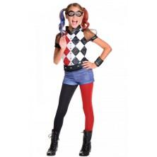 Dětský kostým Harley Quinn I