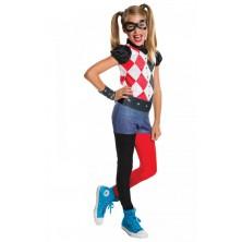 Dětský karnevalový kostým Harley Quinn