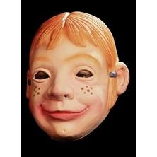 Obličejová maska Dívka