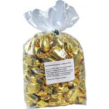 Česnekový bonbon 1 kus (zlatý)