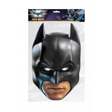 Papírová maska Batman