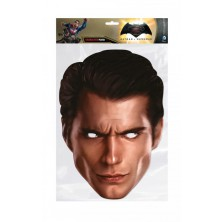 Papírová maska Superman