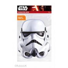 Papírová maska Stormtrooper 1